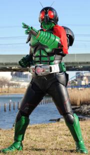 Kamen Rider 1 Power Up