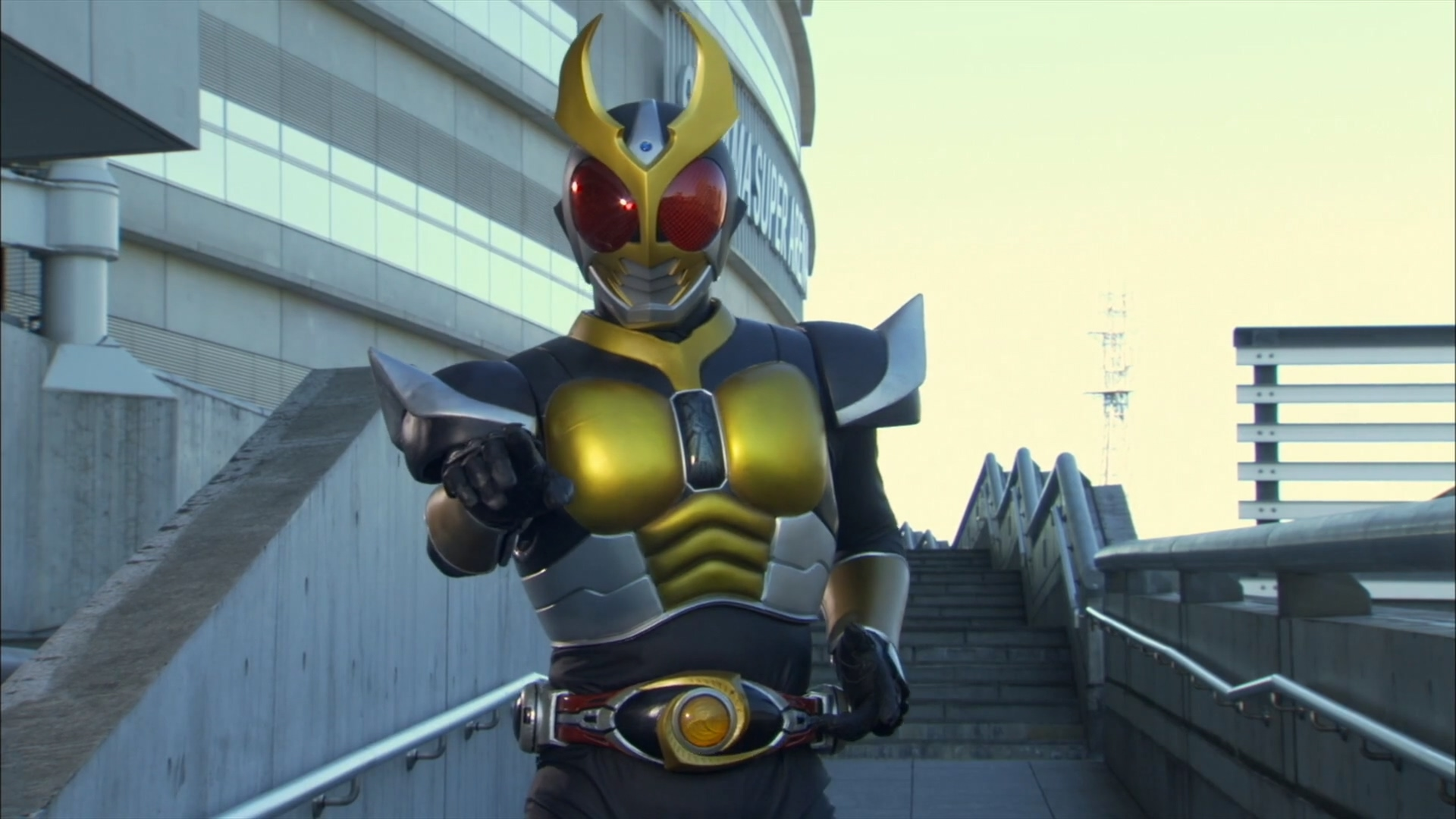 Kamen Rider Agito Episode 01 – 51 Subtitle Indonesia