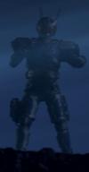 Kamen Rider G3-X in Legend War