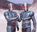 Kamen Rider J and ZO