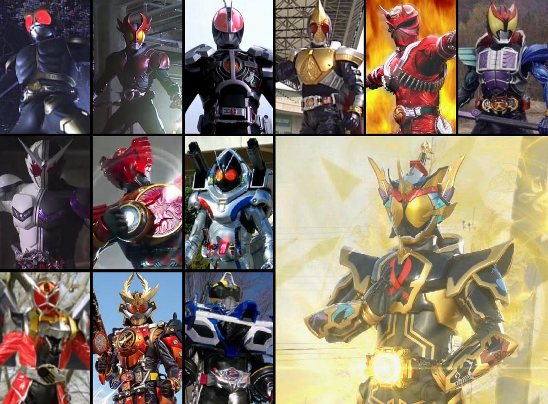Kamen Riders' Super Forms | Kamen Rider Wiki | FANDOM powered by Wikia