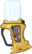 KREA-Drago Knight Hunter Z Gashat