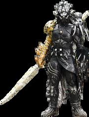 KREA-Dark Graphite Bugster