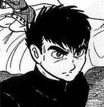 Takeshi hongo manga
