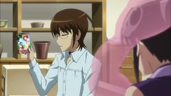 Keima has prepared for it