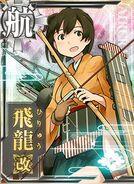 CV Hiryuu Kai 280 Card