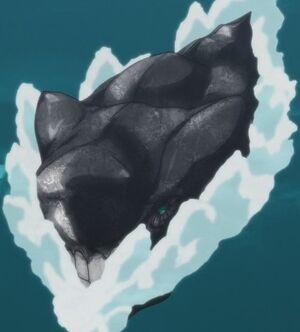 Anime Destroyer Ro-class