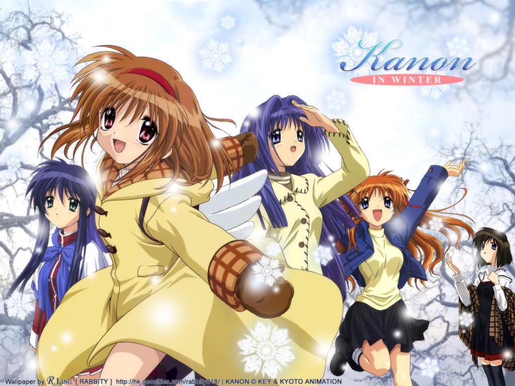 Resultado de imagem para Kanon
