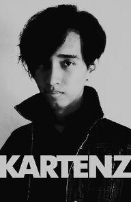 Founder Kartenz Akbar de Wighar Black and White