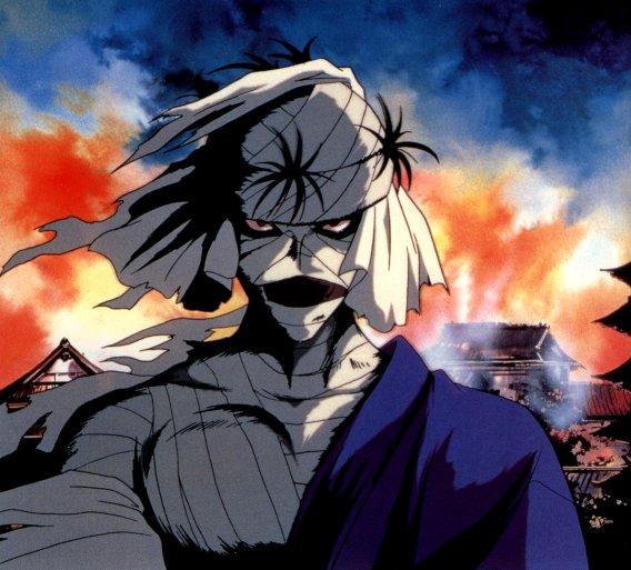 Los 15 mejores espadachines del Manga y el Anime