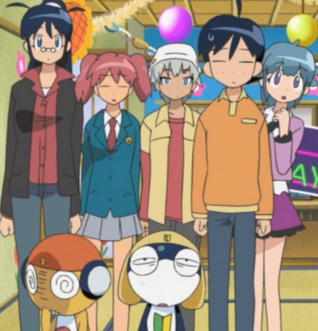 keroro gunsou 100 full version