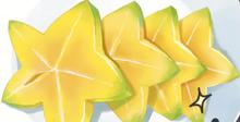 Star Fruit as it appears in Keroro