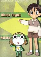 Keroro Fuyuki CHIBIS