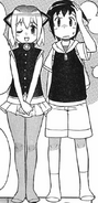 Tomosu and Myou together