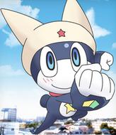 Shin Keroro T-style flash