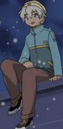 Saburo cool posing