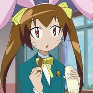Hikari's normal at least