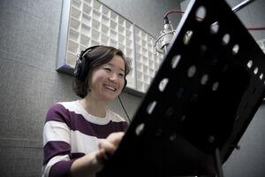 Miss Hwa recording