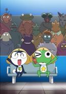 KERORO AND TAMAMA