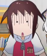 Tomosu is surprised