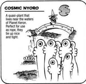 Space Nyoro info