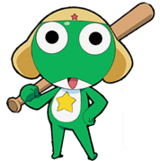 Baseball Keroro