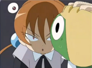 Alisa and keroro in 279