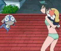 Koyuki ansd Tamama interacting~