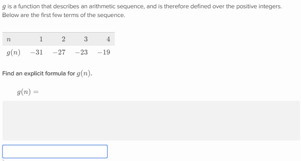 Arithmetic and geometric sequences worksheets 7th grade