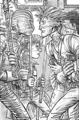 File:Kick-Ass 2 Issue 7 Art Cover.jpg