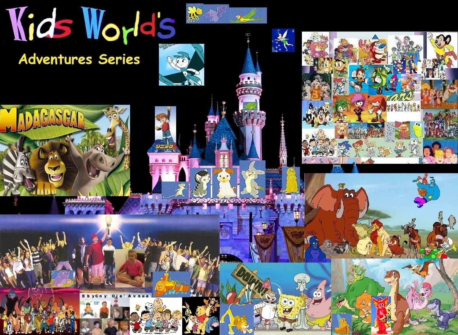 kids worlds adventures series films kids worlds