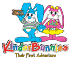 KinderBunnies: Their First Adventure!