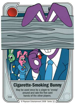 039 Cigarette-Smoking Bunny-thumbnail