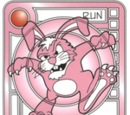 Pink Sinister Bunny