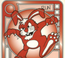 Red Sinister Bunny