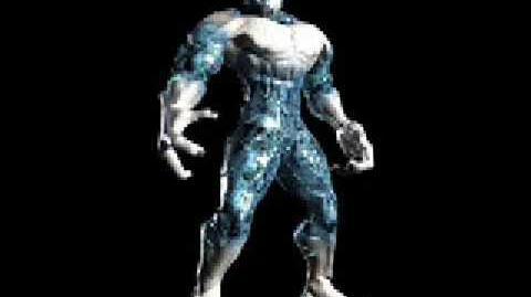 Glacius Theme-Killer Instinct Gold