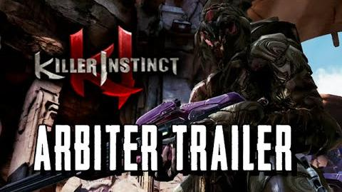 ARBITER TRAILER - Killer Instinct Season 3