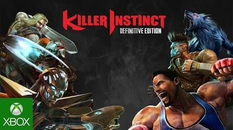 Killer Instinct Definitive Edition Trailer