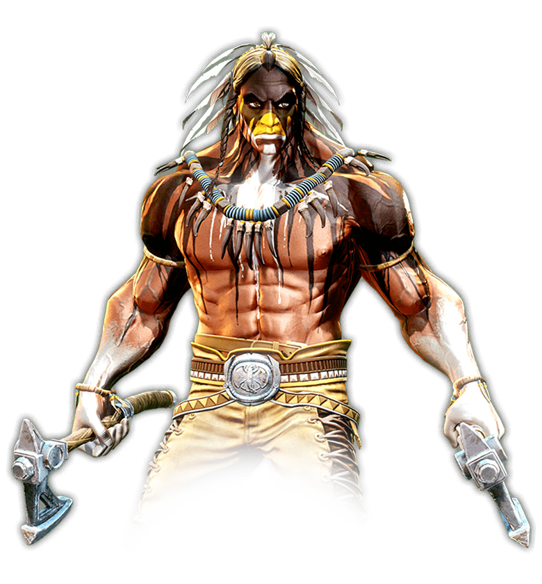 Thunder Killer Instinct Wiki Fandom Powered By Wikia