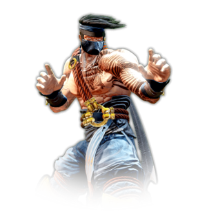 Killer Instinct - Jago