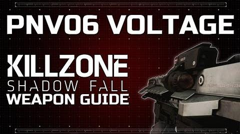PnV06 Voltage - Killzone Shadow Fall Weapon Guide