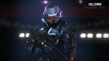 Helghast Troop