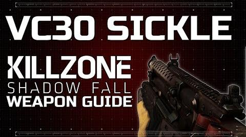 VC30 Sickle - Killzone Shadow Fall Weapon Guide