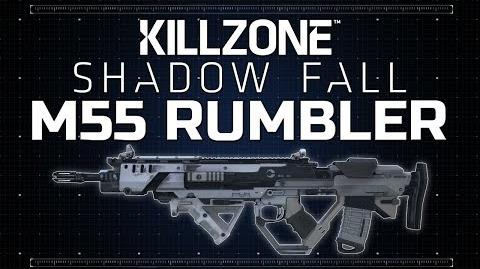 M55 Rumbler - Killzone Shadow Fall Weapon Preview