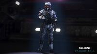 Killzone Shadow Fall Helghast Assault