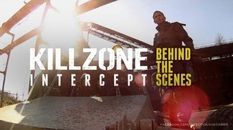 KILLZONE INTERCEPT - Behind The Scenes