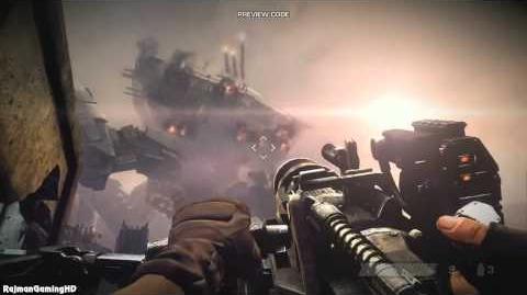 Killzone®3 'MAWLR boss battle 1 2 ' TRUE-HD QUALITY