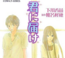 Kimi ni Todoke Light Novel Volume 01