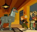 Robot horses
