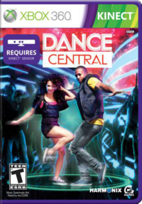 Dance Central boxart